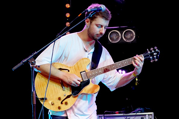 Electric Guitar「Alex Roth Love Supreme Jazz Festival Glynde Place East Sussex 2015」:写真・画像(18)[壁紙.com]
