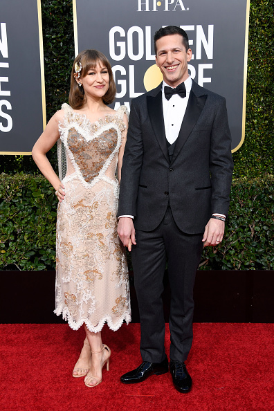 Two People「76th Annual Golden Globe Awards - Arrivals」:写真・画像(18)[壁紙.com]