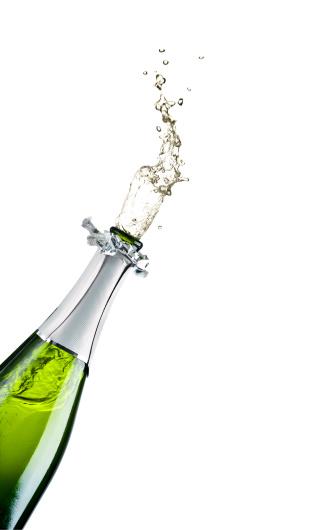 Splashing「Champagne Exploding」:スマホ壁紙(17)