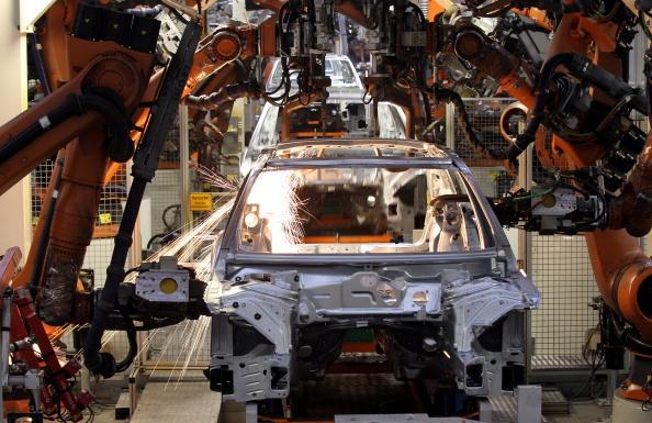Ingolstadt「Audi Production Line Ahead Of Earnings」:写真・画像(2)[壁紙.com]