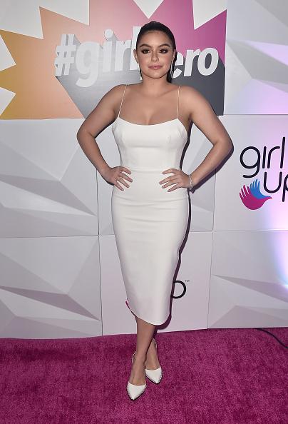 アリエル ウィンター「#girlhero Award Luncheon Presented by Girl Up Honoring Chrissy Metz, Olivia Munn and Yara Shahidi - Arrivals」:写真・画像(3)[壁紙.com]