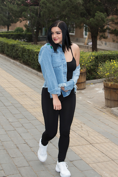 Ariel Winter「Ariel Winter Wearing the H&M Loves Coachella Collection in Beijing」:写真・画像(16)[壁紙.com]