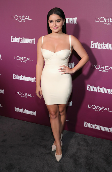 Ariel Winter「2017 Entertainment Weekly Pre-Emmy Party - Red Carpet」:写真・画像(14)[壁紙.com]