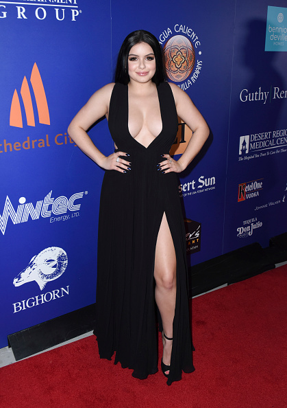 "Plunging Neckline「29th Annual Palm Springs International Film Festival Closing Night Screening ""The Last Movie Star"" & Reception」:写真・画像(0)[壁紙.com]"