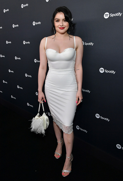 "Ariel Winter「Spotify Hosts ""Best New Artist"" Party At The Lot Studios - Red Carpet」:写真・画像(12)[壁紙.com]"