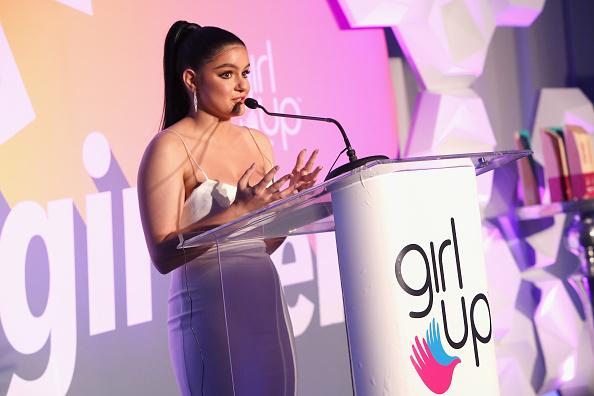 アリエル ウィンター「Girl Up #GirlHero Awards Luncheon」:写真・画像(10)[壁紙.com]