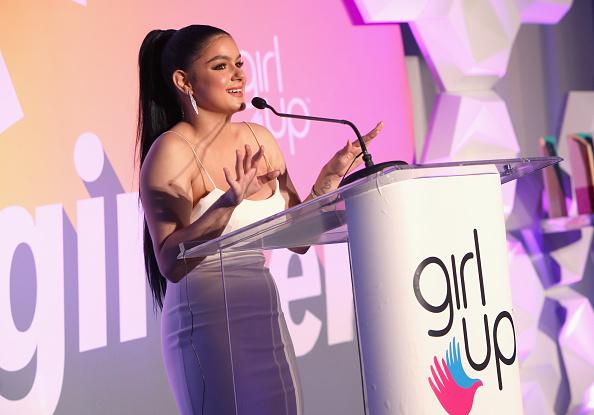 アリエル ウィンター「Girl Up #GirlHero Awards Luncheon」:写真・画像(11)[壁紙.com]