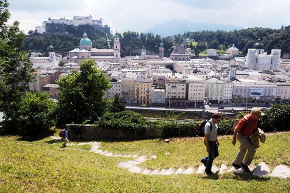 Hohensalzburg Fortress「Salzburg Travel Destination」:写真・画像(8)[壁紙.com]
