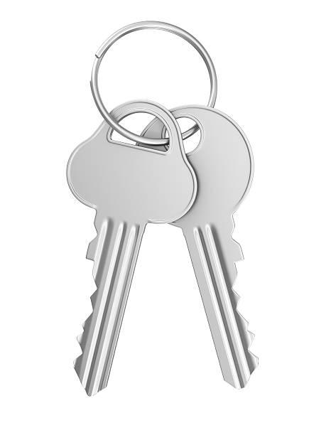 silver keys:スマホ壁紙(壁紙.com)
