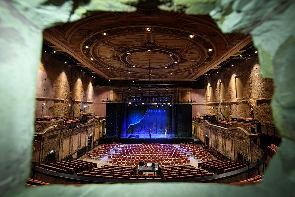 Alexandra Palace「Alexandra Palace Theatre Opens After £27 million Restoration」:写真・画像(18)[壁紙.com]