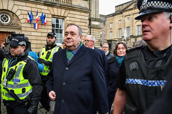 Jeff J Mitchell「Alex Salmond Appears In Court Charged With A Variety Of Sexual Offences」:写真・画像(18)[壁紙.com]