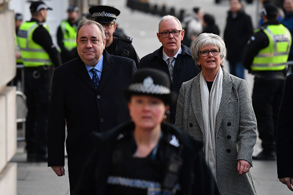 Jeff J Mitchell「Alex Salmond Appears In Court Charged With A Variety Of Sexual Offences」:写真・画像(19)[壁紙.com]