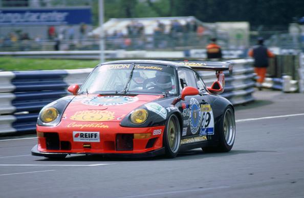 Journey「1999 Porsche 911 GT2 FIA GT Silverstone 500」:写真・画像(9)[壁紙.com]