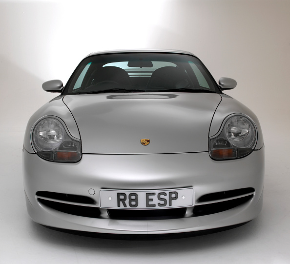 Clipping Path「2000 Porsche 911 GT3」:写真・画像(10)[壁紙.com]