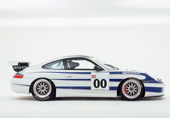 Model - Object「2003 Porsche 911 Carrera GT3 Cup」:写真・画像(7)[壁紙.com]
