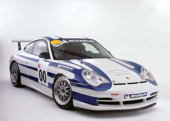 Model - Object「2003 Porsche 911 Carrera GT3 Cup」:写真・画像(3)[壁紙.com]