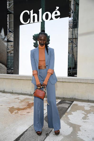 Chloe - Designer Label「Chloe : Vip Arrivals -  Paris Fashion Week - Womenswear Spring Summer 2021」:写真・画像(19)[壁紙.com]