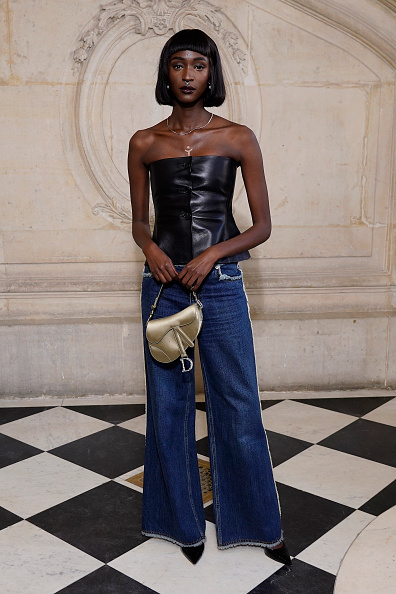 Flare Pants「Dior: Photocall - Paris Fashion Week - Haute Couture Spring/Summer 2020」:写真・画像(16)[壁紙.com]