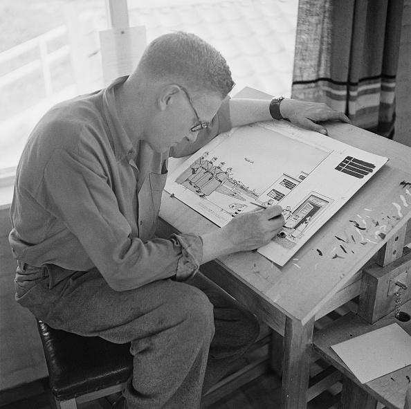 大人のみ「Express Cartoonist At Work」:写真・画像(19)[壁紙.com]