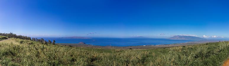 Kihei「Panorama of the island of Maui in Hawaii」:スマホ壁紙(17)