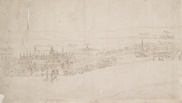 Copy Space「Panorama Of London As Seen From Southwark: Westminster」:写真・画像(12)[壁紙.com]