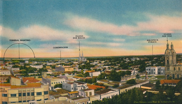 Post - Structure「Panorama Of Barranquilla Central Sector」:写真・画像(9)[壁紙.com]