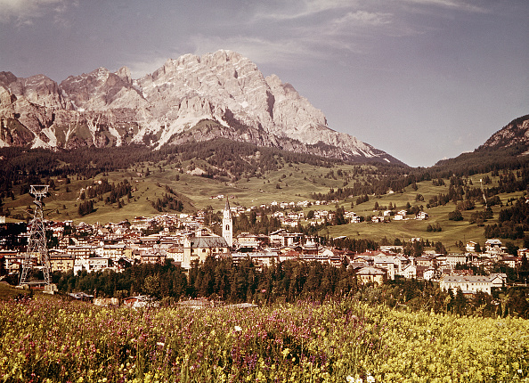 Fototeca Storica Nazionale「Cortina D'Ampezzo」:写真・画像(9)[壁紙.com]