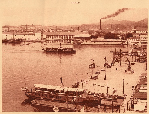 Physical Geography「Panorama Of The Quais At Toulon」:写真・画像(16)[壁紙.com]