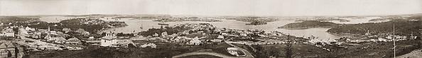 全景「Panorama Of Sydney. Australia. Photograph. About 1885.」:写真・画像(12)[壁紙.com]