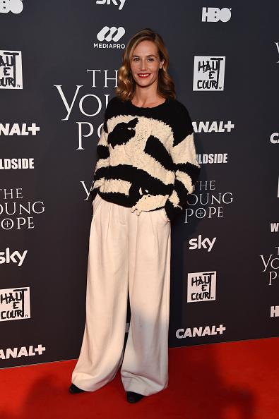 """Cecile de France「""""The Young Pope"""" Paris Premiere At La Cinematheque In Paris」:写真・画像(19)[壁紙.com]"""