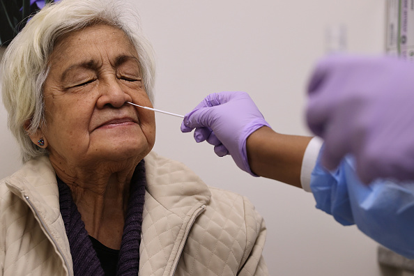 Nose「Virginia Coronavirus Testing Site Opens With No Appointments Needed」:写真・画像(12)[壁紙.com]