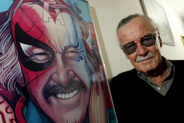 胸を打つ「Stan Lee Portrait」:写真・画像(16)[壁紙.com]