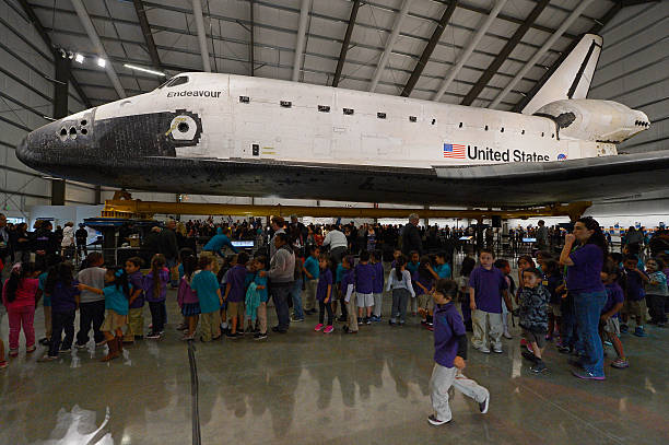 Space Shuttle Endeavour Inaugurated Into Exhibition At The California ScienceCenter:ニュース(壁紙.com)