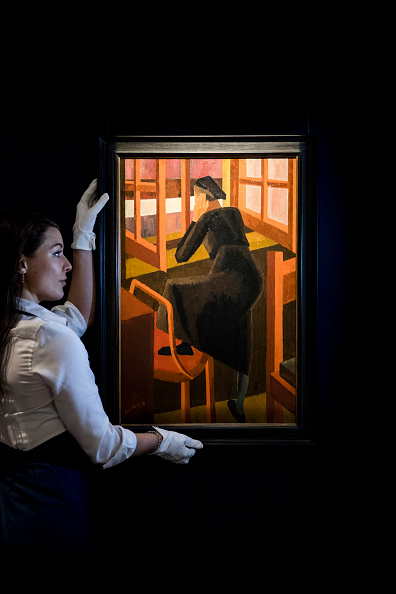 Tristan Fewings「Sotheby's Modern & Post-War British Art」:写真・画像(12)[壁紙.com]