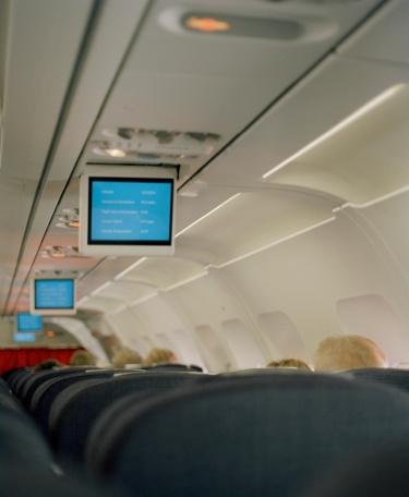 Passenger「Airplane Interior」:スマホ壁紙(9)