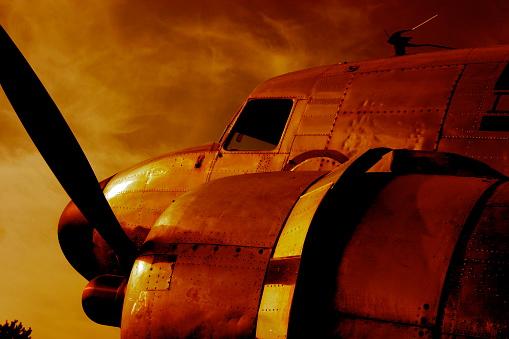 Battle「WWII Airplane in Battle」:スマホ壁紙(19)
