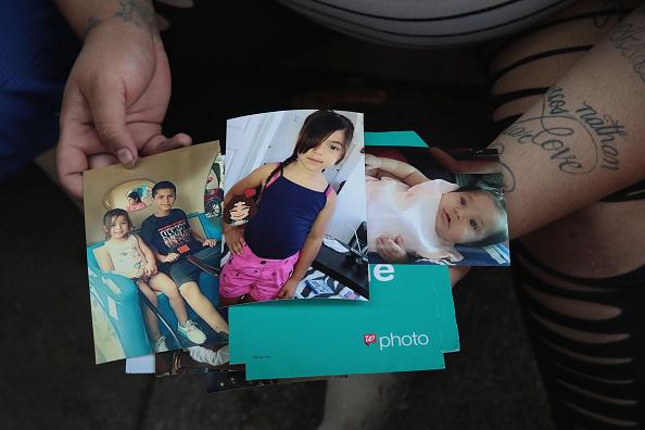 Scott Olson「Six Children Among The Dead In Overnight Chicago Building Fire」:写真・画像(4)[壁紙.com]