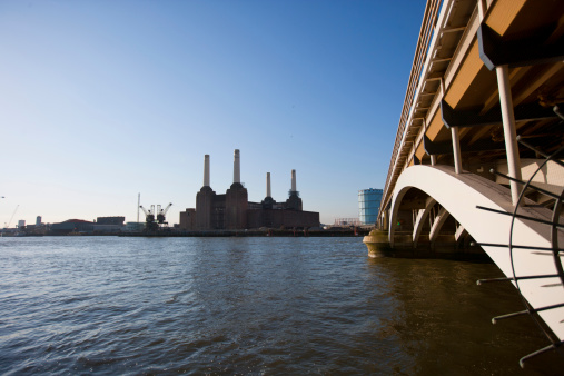 Wandsworth「View of Battersea Power Station」:スマホ壁紙(15)