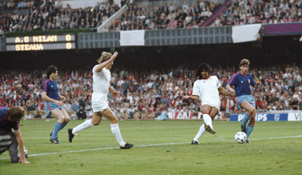 1989 European Cup Final AC Milan v Steaua Bucharest:ニュース(壁紙.com)
