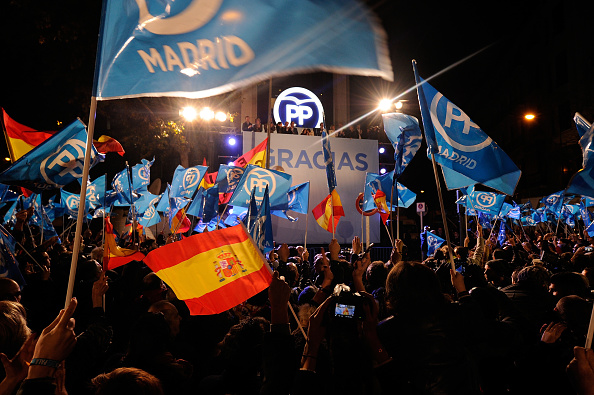 Architectural Feature「Spain Holds General Elections」:写真・画像(5)[壁紙.com]