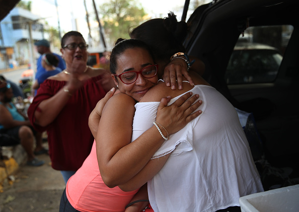 Damaged「Puerto Rico Faces Extensive Damage After Hurricane Maria」:写真・画像(15)[壁紙.com]