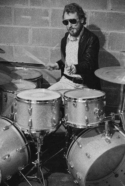 ドラマー「Ginger Baker On Drums」:写真・画像(17)[壁紙.com]