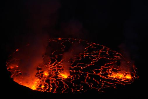 Goma「Nyiragongo volcano」:スマホ壁紙(13)