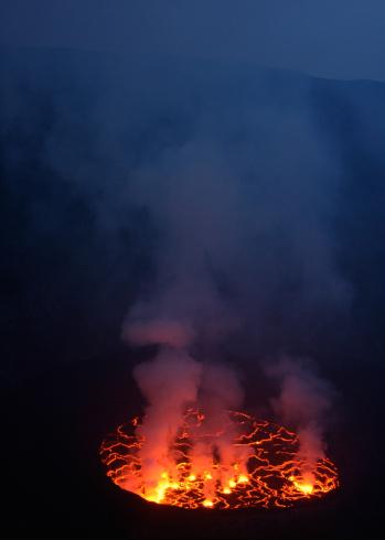 Goma「Nyiragongo volcano」:スマホ壁紙(8)
