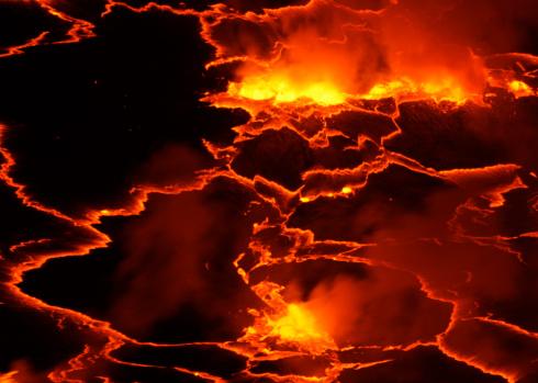 Goma「Nyiragongo volcano」:スマホ壁紙(4)