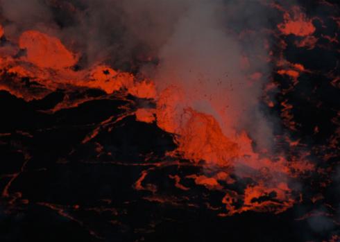 Goma「Nyiragongo volcano」:スマホ壁紙(19)