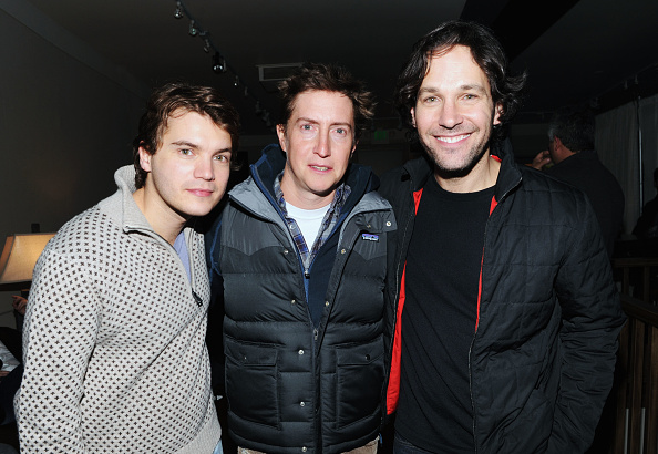 映画監督「Grey Goose Blue Door - 'Prince Avalanche' Cocktail Party - 2013 Park City」:写真・画像(8)[壁紙.com]