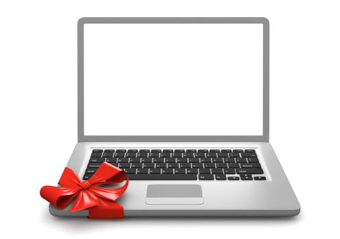Computer Keyboard「Laptop Gift」:スマホ壁紙(19)