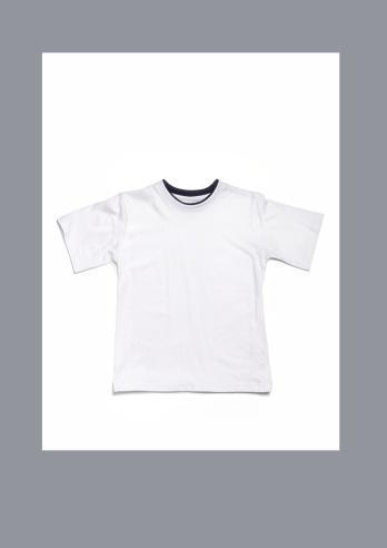 T-Shirt「White T-shirt with copy space」:スマホ壁紙(17)