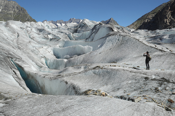 Greenhouse Gas「Europe's Melting Glaciers: Aletsch」:写真・画像(12)[壁紙.com]